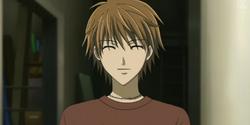 Hikaru thanking Kyoko as Bo