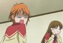 Kyoko horrified, miya shocked