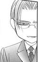 Yashiro grinning