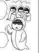 Kyoko's apparitons