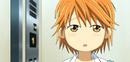Chibi Kyoko with a bit of blush
