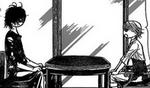 Kyokochan scolding ren