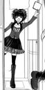 Jelly calls over kyoko