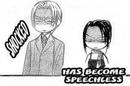 Yashiro and Kanae shocked