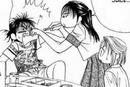 Kanae feeding Hiou