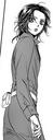 Chiori stops walking