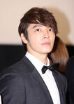 Donghae in the skip beat presscon