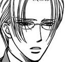 Yashiro realizing something lory is planning