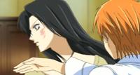 Kyoko slapping Kanae