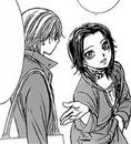 Chiori inviting kyoko