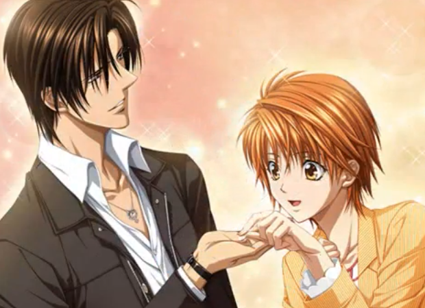 File:Kyoko and Ren in the PS2 Game.png