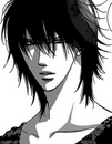 Ren looks at kyoko as cain