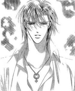 Ren Tsuruga in the manga