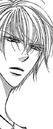 Sho staring back at suprised Kyoko