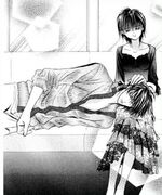 Kyoko Ren sleep lap