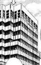 The LME Building in the manga