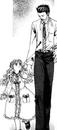 Sawara and Maria-chan hanging out