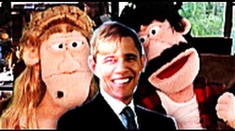 Obama's Funny Inauguration