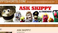 Skippy Shorts Website