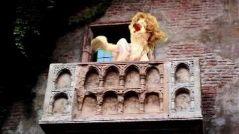 Romeo and Juliet - Balcony Scene