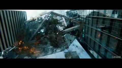 Godzilla (2014) official movie trailer (HD)