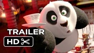 Kung Fu Panda 3 Official Teaser Trailer 1 (2016) - Jack Black, Angelina Jolie Animated Movie HD