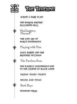 SP Timeline 1