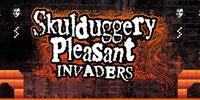 Skulduggery Pleasant Invaders