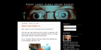 Derek Landy Blogs Under Duress