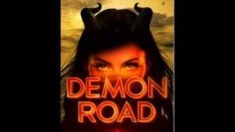 Introducing... DEMON ROAD by Derek Landy