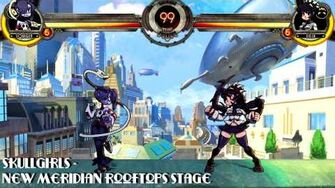 Skullgirls OST - New Meridian Rooftops Stage