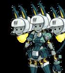 Robo nyoronx3