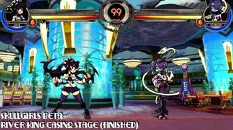 Skullgirls OST - River King Casino Stage