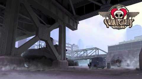 Skullgirls Encore Under the Bridge Stage Music -Work in Progress-