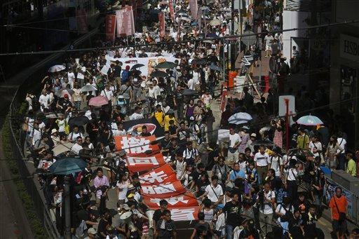 File:Hong Kong Patriotism lessons protest.jpg