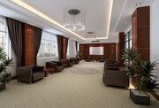 MI6 reception area