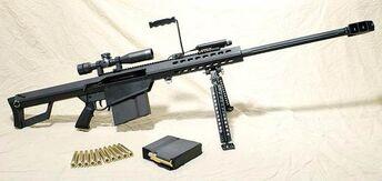Carter's Gun