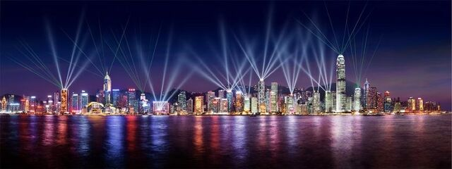 File:Hong Kong -Harbour-Light-Show1.jpg
