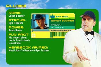 Coach Boomer