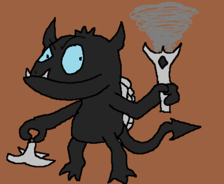 Dark Dust Devil