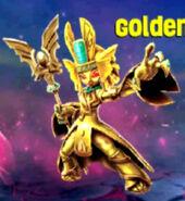 Golden queen artwork