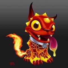 Ilustración de Hot Dog