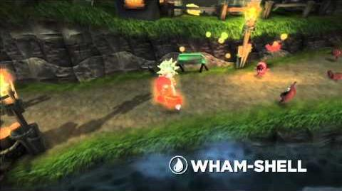 Brace For The Mace! Meet the Skylanders Wham-Shell (extended)