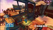 Skylanders Swap Force - Meet the Skylanders - Dune Bug (Can't Beat the Beetle)