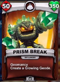 Geomancy - Special Abilitycard