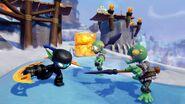 Ninja Stealth Elf Cyclopses