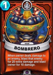 Bombrero - Gearcard
