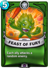 Feast of Furycard