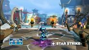 Skylanders Swap Force - Meet the Skylanders - Star Strike (Shoot For the Stars)