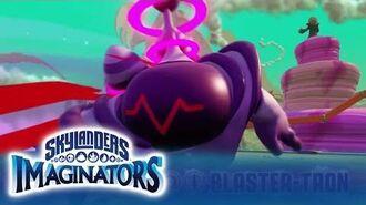 Official Skylanders Imaginators Meet Blaster-Tron